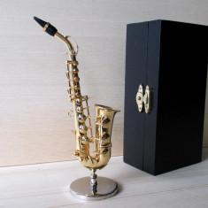 Saxofon Altele alto miniatura