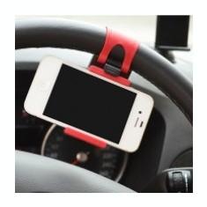 Suport auto volan pentru telefon