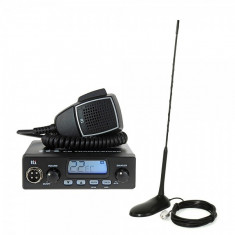 Kit Statie radio CB TTi TCB-550 + Antena PNI Extra 45