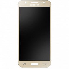 Display cu touchscreen Samsung Galaxy J5 J500 auriu Original - Touchscreen telefon mobil