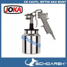 Pistol de vopsit cu recipient inferior - Joka  ..Duza 1.5mm