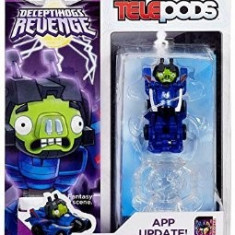 Angry Birds Transformers Thundercracker Pig Telepods