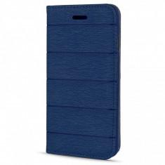 Husa Piele Huawei P8 Case Smart Book bleumarin - Husa Tableta