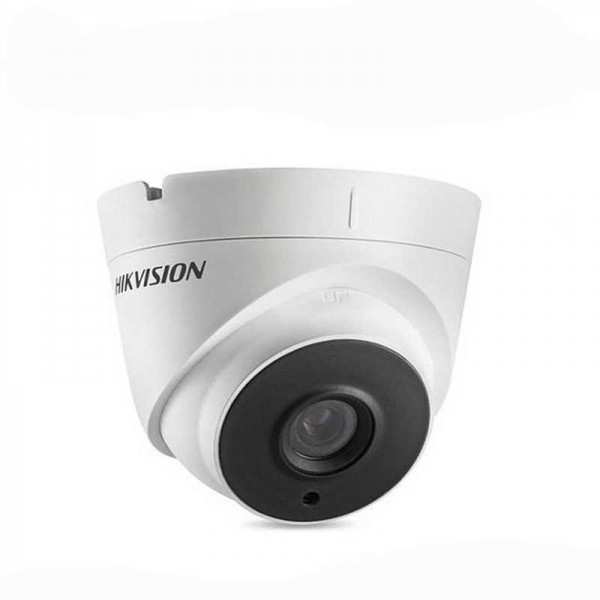 Camera Dome HIKVISION Analog HD TVI, DS-2CE56F1T-ITM foto mare
