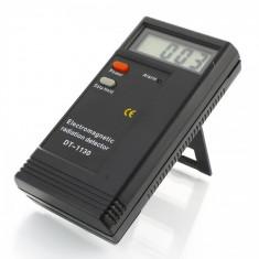 Aparat detector EMF masura masurare unde radiatii electromagnetice portabil pret