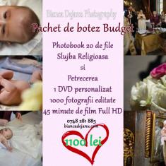 Pachet Foto-Video Botez