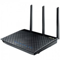 Router wireless Asus RT-AC66U 802.11ac Dual-Band AC1750 Gigabit