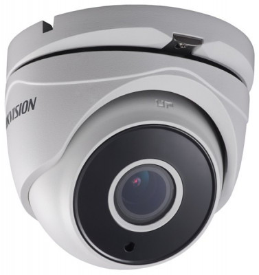 Camera Dome HIKVISION Analog HD TVI, DS-2CE56D7T-IT3Z foto