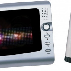 Interfon video cu 1 monitor model PNI DF-926 cu ecran LCD de 7 inch
