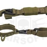 Curea tactica MP5/G3/M4 2 puncte Olive [8FIELDS]