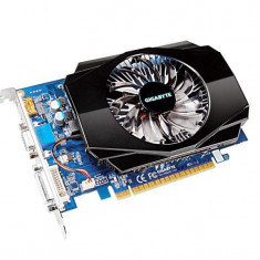GIGABYTE GeForce GT 630 1GB GDDR3 128bit PCIe - Placa video PC Gigabyte, PCI Express, nVidia