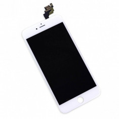 Touchscreen cu display LCD sticla ecran Apple iPhone 6+ plus alb original