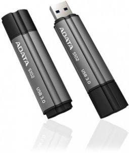 Stick USB A-DATA 16GB MyFlash S102 Pro USB 3.0 grey foto