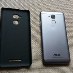 Asus zenfone 3 max zc520tl. - Telefon Asus, Gri, 32GB, Neblocat, Quad core, 2 GB