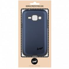 Husa plastic Samsung Galaxy J1 Beeyo Synergy Bleumarin Blister Originala - Husa Tableta