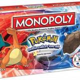 Joc Pokemon Monopoly Kanto Edition Board - Joc board game