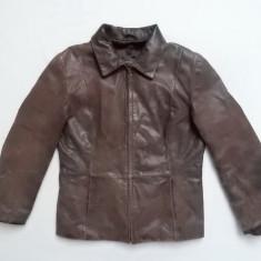 Geaca piele naturala Kaveri Norway Leather Garment; vezi dimensiuni exacte - Geaca dama, Marime: Alta, Culoare: Din imagine