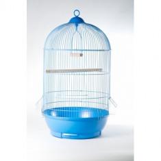 Colivie rotunda pasari 40 x 65 cm - Papagal
