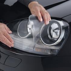 Folie Protectie Faruri Proiectoare Stopuri Transparenta 100% Protectie UV - Folii Auto tuning