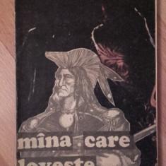Mana care loveste - Karl May - Carte de aventura