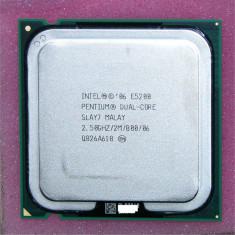 Procesor Intel Pentium E5200 2.5GHZ 2MB cache FSB 800MHZ socket LGA775