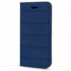 Husa Piele Huawei P8lite Case Smart Book bleumarin - Husa Tableta
