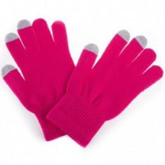 Manusi Natec Touchscreen (pink) - Manusi touchscreen