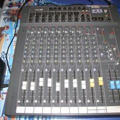 Audio Mixer Soundcraft Spirit Folio F1 Fader 100 pentru studio - Mixer audio