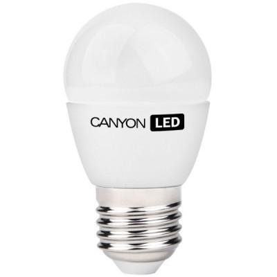 Bec cu LED Canyon PE27FR6W230VW, Forma P45, E27, 6W, 470lm, 2700K foto
