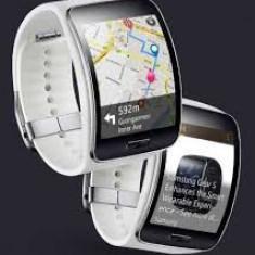 Samsung Galaxy Gear S SM-R7500 - Smartwatch Samsung, Alte materiale, Tizen Wear
