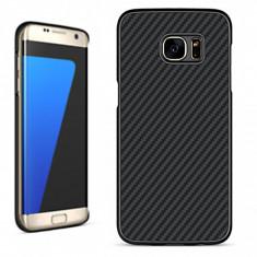 Husa Samsung Galaxy S7 edge G935 Nillkin Carbon Blister Originala - Husa Telefon, Plastic, Carcasa