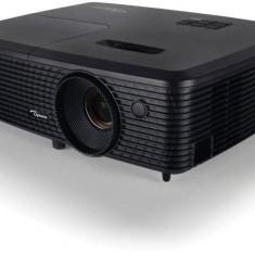 Videoproiector Optoma W331, 3300 lumeni, 1280 x 800, Contrast 22000: 1, Full 3D, HDMI
