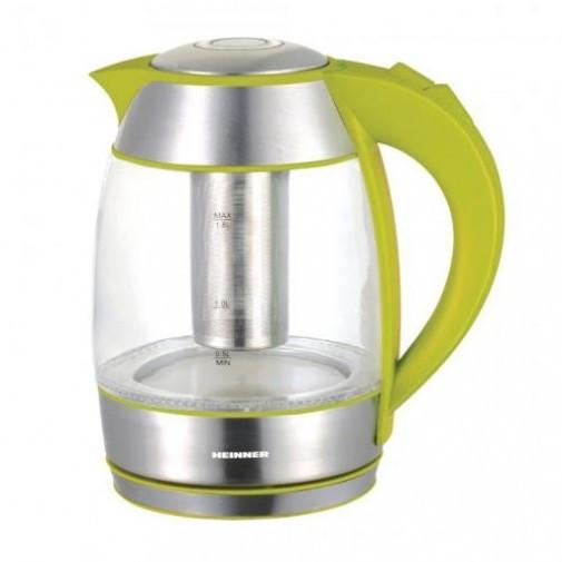 Fierbator cu filtru de ceai Heinner Charm HEK-TF2200GR foto mare