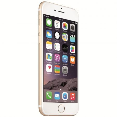 Apple iPhone 6, 64GB, Gold foto mare