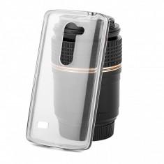 Husa silicon TPU LG Leon Hybrid Metalic - Husa Tableta