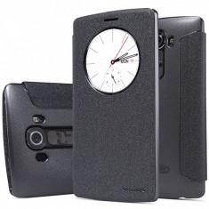 Husa piele LG G4 Nillkin Sparkle Blister Originala - Husa Tableta