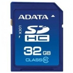 Card memorie ADATA SDHC Premier 32GB