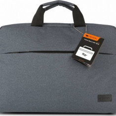Geanta Laptop Canyon 15.6 inch CNE-CB5B2 Neagra, Poliester, Negru