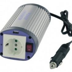 Invertor de tensiune cu USB Albrecht 150W 24V - Invertor Auto