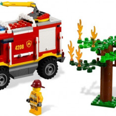 LEGO 4208 Fire Truck - LEGO City