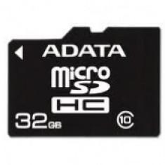Card de memorie ADATA Premier microSDHC 32GB Class10