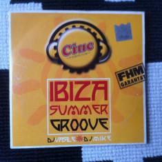Ibiza Summer Groove DJ Vasile & DJ Mike cd disc muzica house disco drum n bass