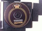 Tuborg Music Collection vol 4 cd disc muzica pop rock mediapro 2002 fara coperta, mediapro music