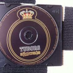 Tuborg Music Collection vol 4 cd disc Muzica Pop mediapro music rock mediapro 2002 fara coperta