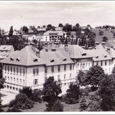 Orasul Stalin (Brasov), Spitalul de Stat nr.2, RPR - Carte Postala Transilvania dupa 1918, Necirculata, Fotografie