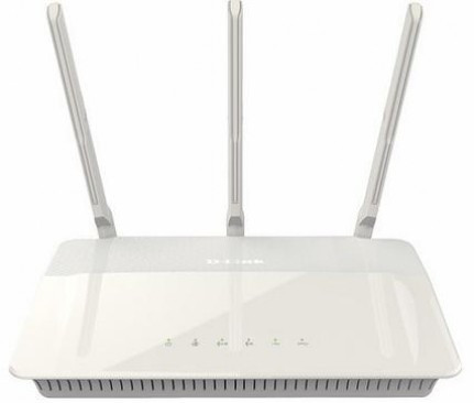 Router wireless D-Link DIR-880L foto mare