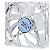 Ventilator carcasa DEEPCOOL 120x120x25 mm, white led - Cooler PC