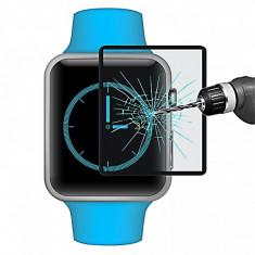 Folie Protectie ecran Apple Watch 38mm Enkay Tempered Glass Blister Originala