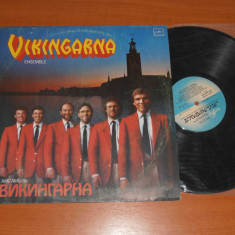 VIKINGARNA ENSEMBLE disc vinil vinyl pick-up pickup