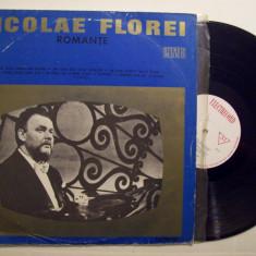 Disc vinil NICOLAE FLOREI - Romante (STM - EPE 0654)